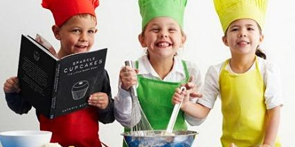 1:00pm April Kids Cooking Class
