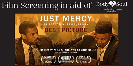 'Just Mercy' Exclusive Film Screening at Warner Bros. tickets