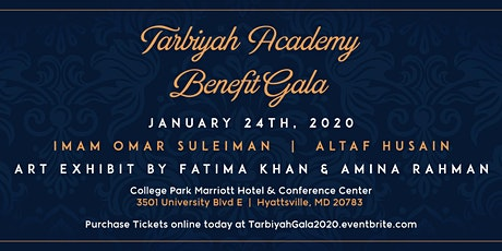 Tarbiyah Academy Benefit Gala 2020 tickets