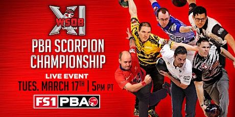 PBA Scorpion Championship tickets