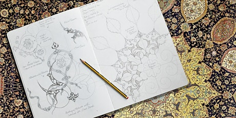 Drawing the V&A Ardabil Carpet tickets