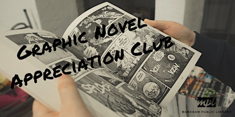 Graphic Novel Appreciation Club tickets
