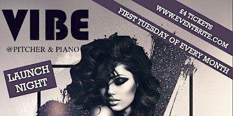 VIBE Presents... A night of URBAN, AFROBEATS, REGGAETON & RNB tickets