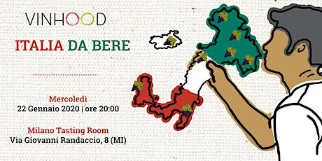 VINHOOD WINESHOW: Italia da bere biglietti
