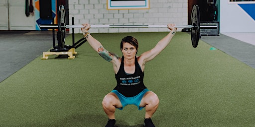 Overhead Mobility and Strength 101- Presented by Dr. Meghan Braun