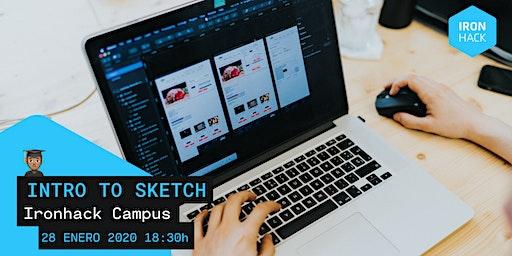 Intro to Sketch - Diseña tu primera pantalla
