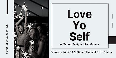 Love Yo' Self - A Night Designed for Women tickets