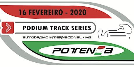 Podium Track Series  ingressos