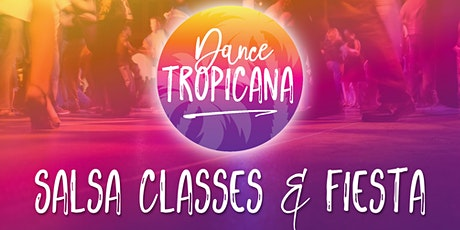 Weekly Salsa Classes tickets