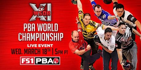 PBA World Championship tickets