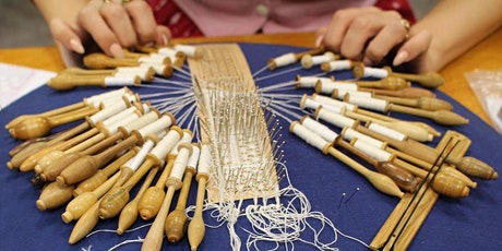 Dialogue + Studio: Lacemaking Workshop tickets