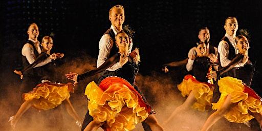 "BYU Ballroom Dance Company ""Come Alive"" - Roosevelt, UT"