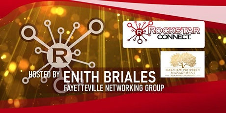 Free Fayetteville Rockstar Connect Networking Event (February) tickets