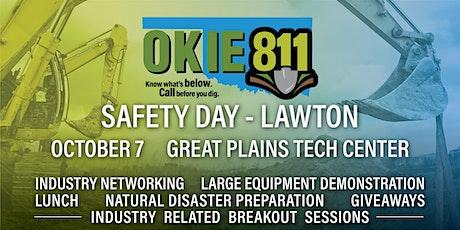 OKIE811 Safety Days - Lawton tickets
