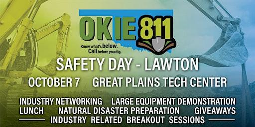 OKIE811 Safety Days - Lawton