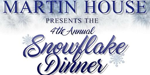 4th Annual Snowflake Dinner