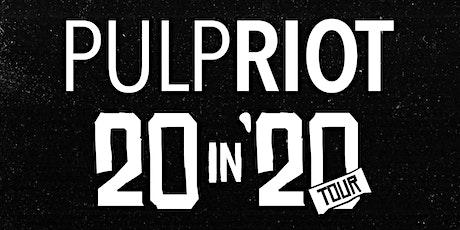 20 IN '20 TOUR  - Chicago, IL biglietti