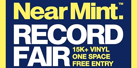 Near Mint Record Fair // South tickets