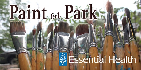 Paint on Park! Make Art for Your Health! tickets