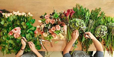 Valentine's Floral Arrangement Workshop tickets