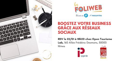 [Nîmes] Boostez votre business grâce aux réseaux sociaux