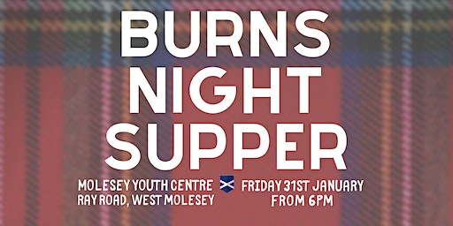 Family Burns Night Supper