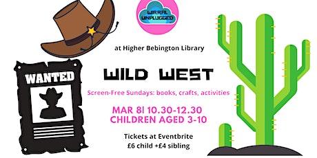 Wild West: Wirral Unplugged Wk 9 tickets