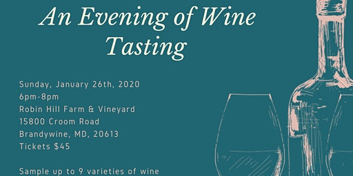 Sisters With Purpose Presents.......An Evening of Wine Tasting