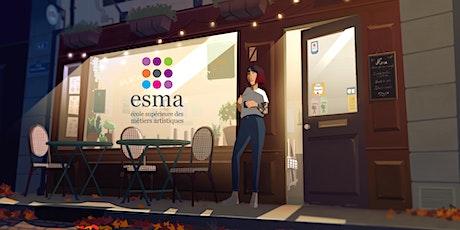 Journée Portes Ouvertes ESMA Montréal du 8 février 2020 billets