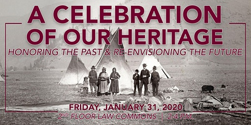 Celebration of our Heritage: Honoring the Past & Re-envisioning the Future