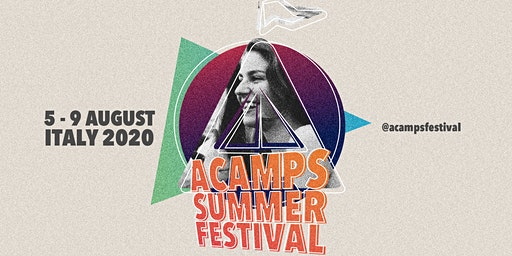Acamps Summer Festival ROMA 2020