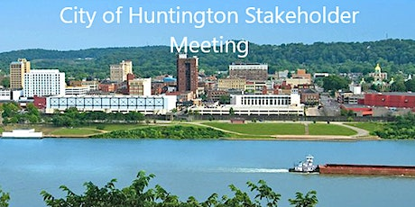 City of Huntington Homeless Services Stakeholder Meeting tickets