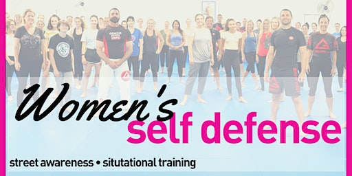 Women's Self Defense:  Situational Training