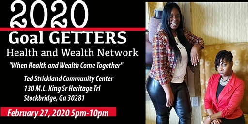 GOAL Getters Health & Wealth Network