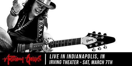 Anthony Gomes - Live in Indianapolis, IN tickets