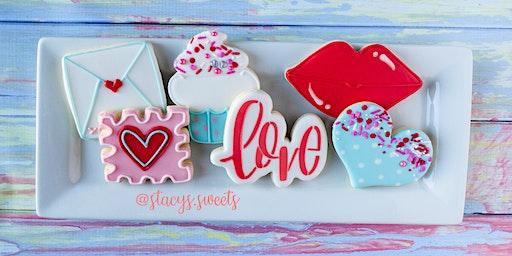 Valentine's Beginner Cookie Decorating Class
