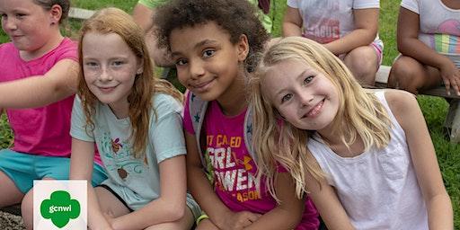 Girl Scouts Celebrate Earth!