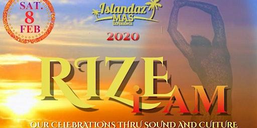 ISLANDAZ MAS EXPERIENCE BAND LAUNCH 2020