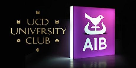 AIB - Financial assistance talks tickets