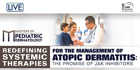 Redefining Systemic Therapies for the Management of Atopic Dermatitis: The Promise of JAK Inhibitors tickets