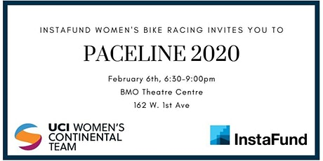 InstaFund Bike Racing presents PACELINE 2020 tickets