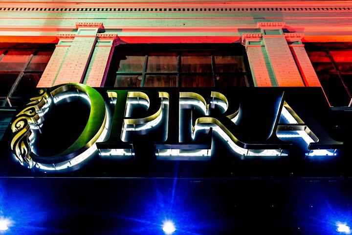 "1 Year Anniversary of ""Met Saturdays""  This  Saturday at Opera image"