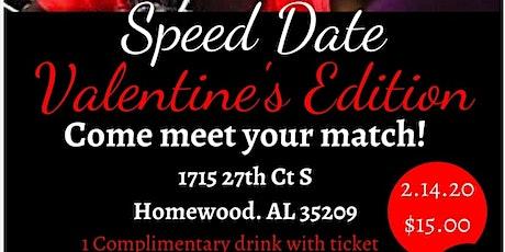 Speed Date Valentine's Edition tickets