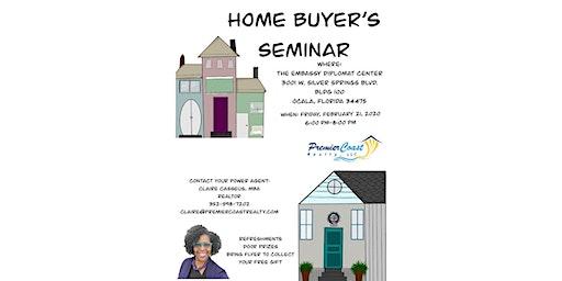 Power Agent Home Buyer's Seminar