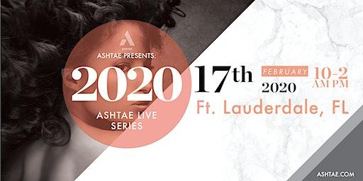 ASHTAE LIVE: Ft. Lauderdale, FL on Feb. 17th