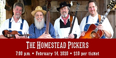 The Homestead Pickers Show