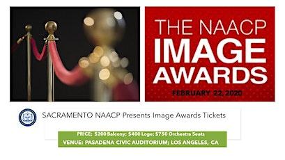 Sacramento NAACP Branch Presents: NAACP IMAGE AWARDS TICKETS tickets