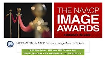 Sacramento NAACP Branch Presents: NAACP IMAGE AWARDS TICKETS