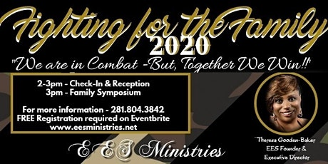 EES Ministries - Fighting For The Family Symposium 2020 tickets