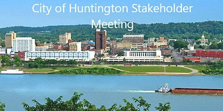City of Huntington Housing Services Stakeholder Meeting tickets